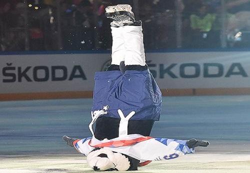 Открытие Чемпионата Мира по хоккею в Москве 6 мая 2016